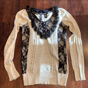 Small sweater, BKE Boutique